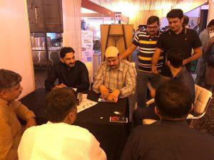 Pace Pharma Pvt. Ltd. Team in Pakistan' s 1st Dairy Expo