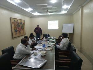 Technical Training Session of team with Assistant Product Manager and Zonal Sales Manager-4