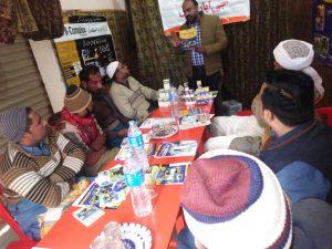 ZSM Lahore conducting Veterinary Assistants (VA) Meeting in Wazirabad